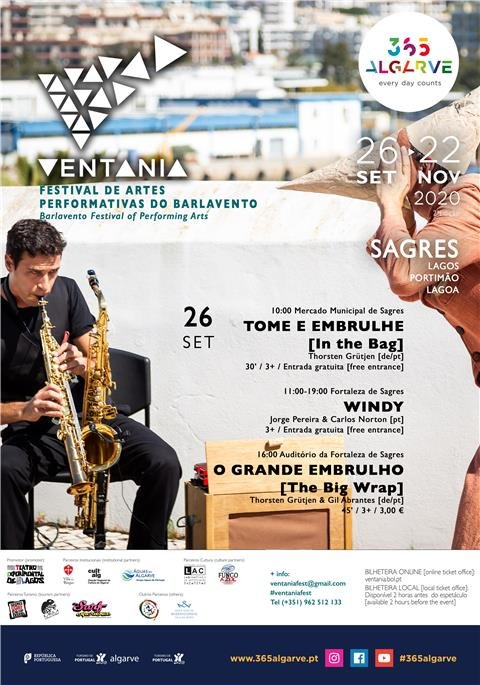 Ventania - Festival de Artes Performativas do Barlavento