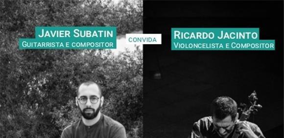 Espetáculo de Música de Javier Subatin