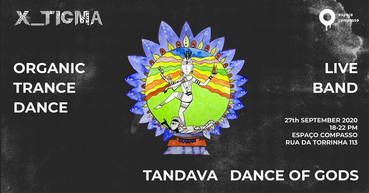 Tandava Dance Of Gods ۞ Special B-Day Edition