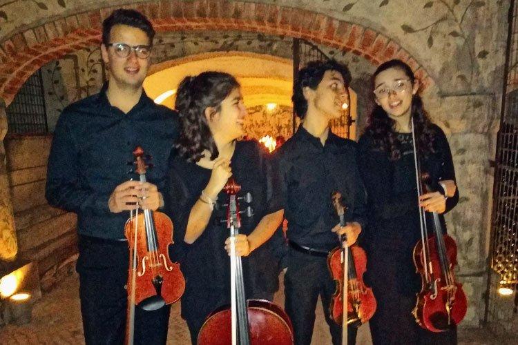 Quinteto Orquestra Sinfónica Juvenil