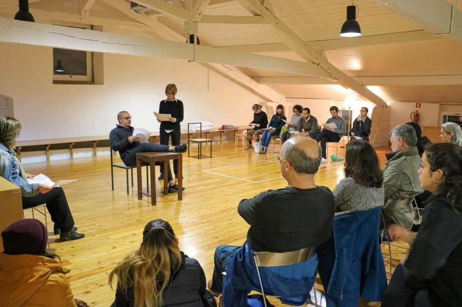 João Torto — Clube de Leitura Teatral