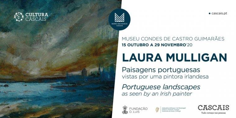 Laura Mulligan | Paisagens portuguesas vistas por uma pintora irlandesa