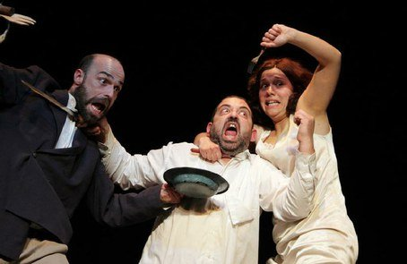 À DERIVA / Festival de Teatro de Barcelos