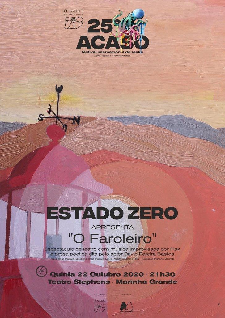 O FAROLEIRO encenação de Tiago ...