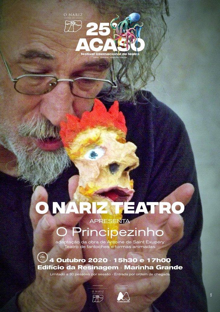 """Teatro infantil """"O Principezinho"""""""