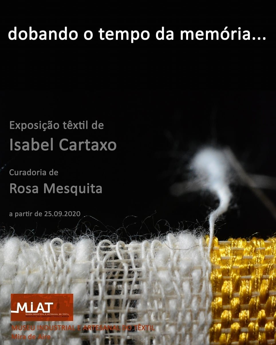 MUSEU MIAT - Museu Industrial e Artesanato do Têxtil em Mira de Aire