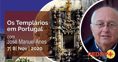 Programa 'Os Templários em Portugal' com José Manuel Anes