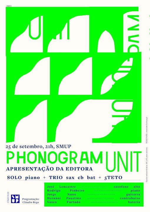 Phonogram Unit - Apresentação da Editora
