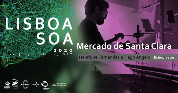 Henrique Fernandes e Tiago Ângelo | ECHOPLASTOS