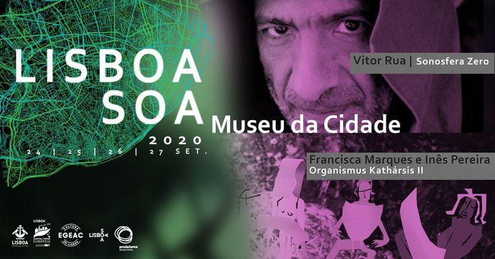 Organismus Kathársis II + Vitor Rua