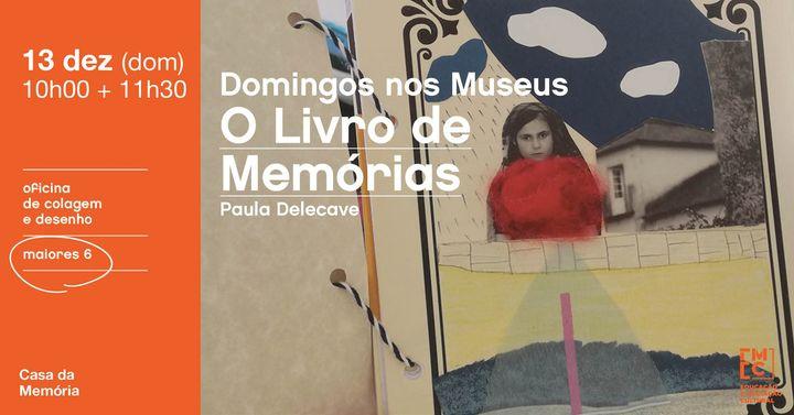 O Livro de Memórias • Paula Delecave