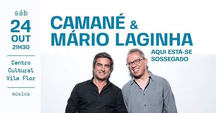 Camané & Mário Laginha [Cancelado]