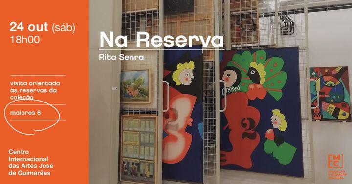 Na Reserva • Rita Senra