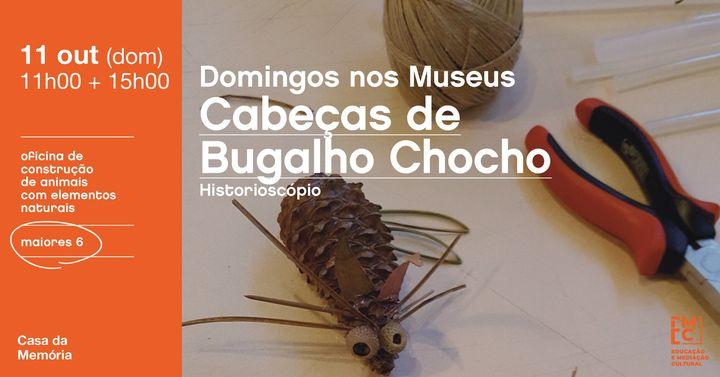 Cabeças de Bugalho Chocho • Historioscópio [Esgotado]