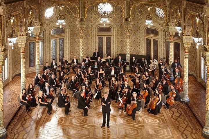 Concerto Sinfónico com Carlos Ferreira - Theatro Circo