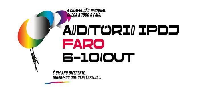 Curtas Vila do Conde: Competição Nacional no Auditório IPDJ (Faro)
