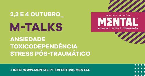 Festival Mental 2020: M-Talks + Filme Temático