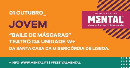 Festival Mental 2020: Mental Jovem - Teatro
