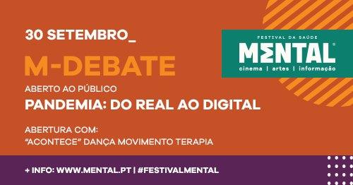 Festival Mental 2020: Dança + M-Debate
