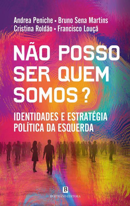 Lançamento do livro 'Não posso ser quem somos?'