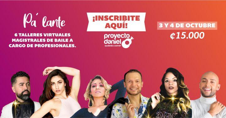 Pa'lante - Clases de Baile Magistrales Online