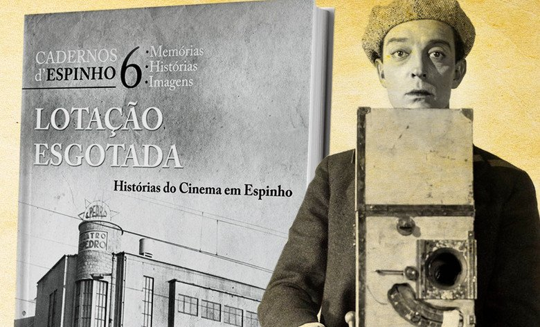 """Apresentação do 6º Volume dos """"Cadernos de Espinho - Lotação Esgotada"""""""