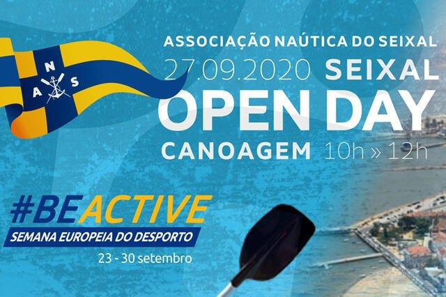 Open Day - Canoagem