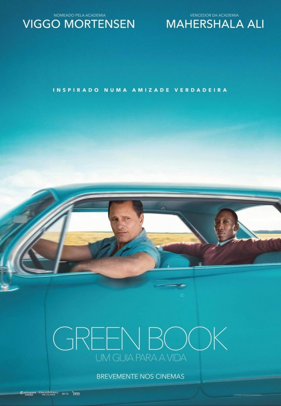"""Cinema ao Ar Livre   """"Green Book – Um Guia para a Vida""""   Cultura Perto de Si"""