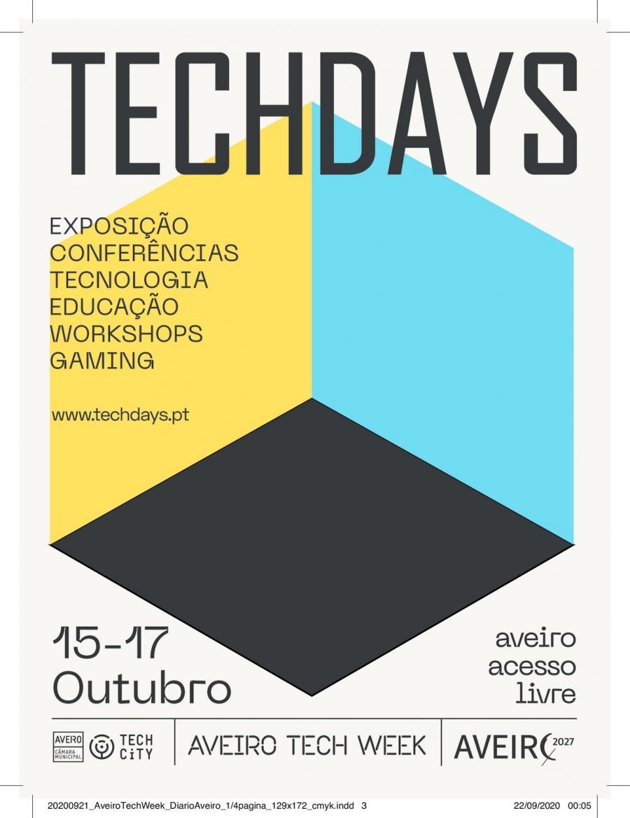 Techdays Aveiro | Building Our Future