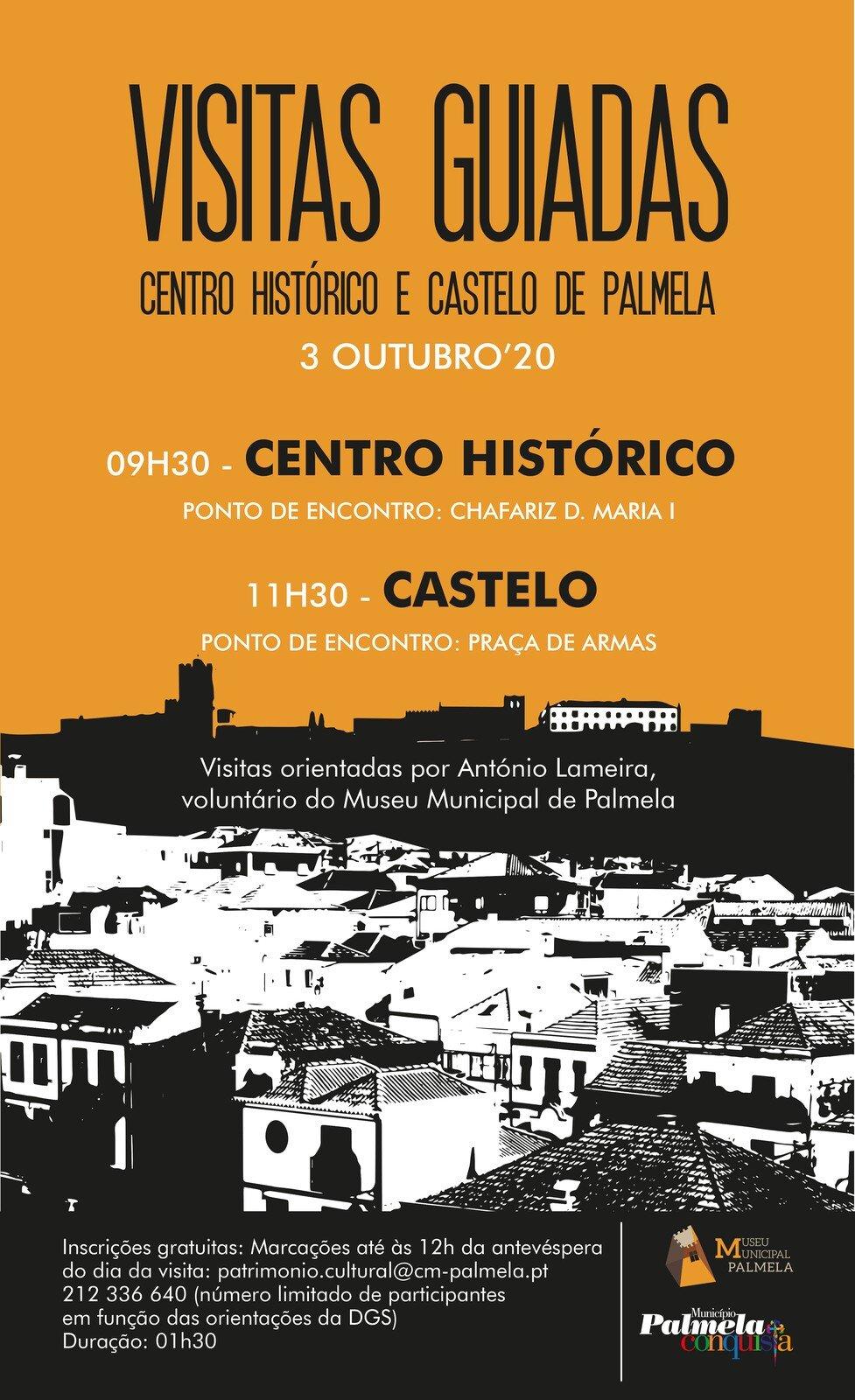 VISITAS GUIADAS AO CASTELO E CENTRO HISTÓRICO ...