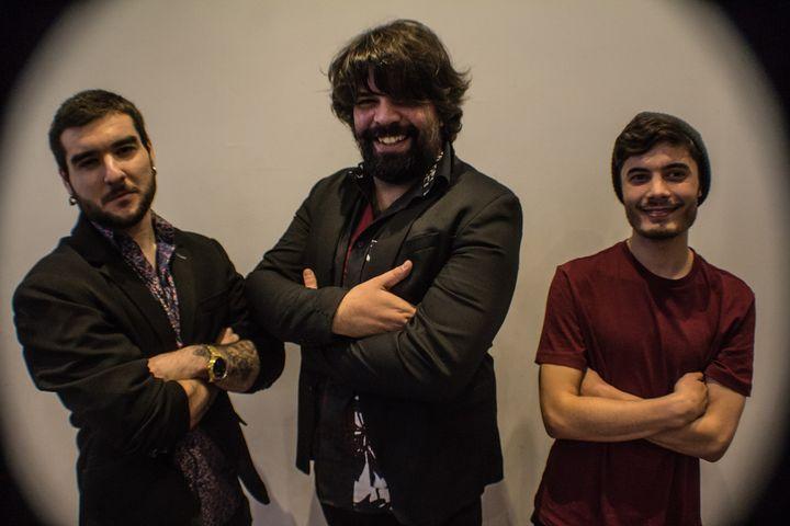 Hugo Trindade Trio - Festival Novo Palco