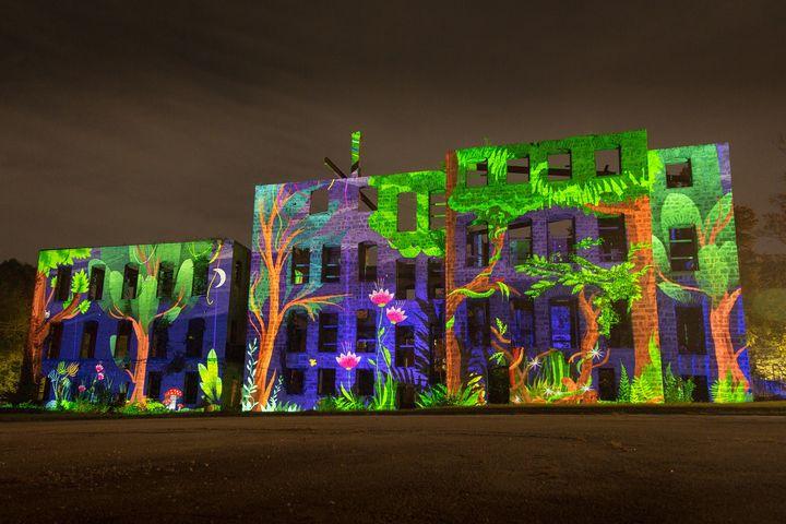 Festival Bang Awards | Digital Grafitti e Live Painting