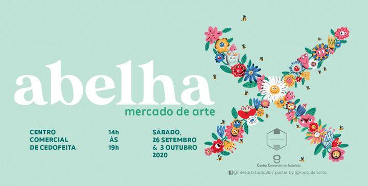 Abelha X . Mercado de Arte