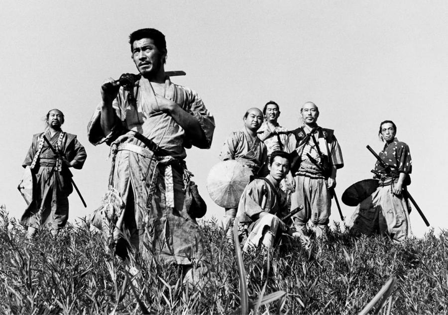 Os Sete Samurais > Sessões Especiais