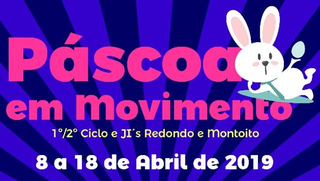 Páscoa em Movimento 2019