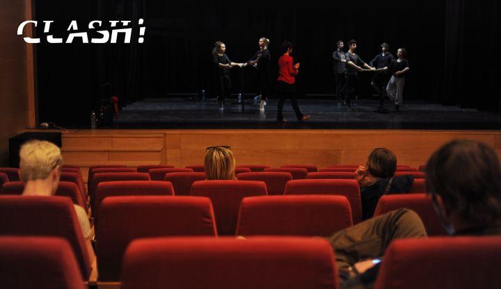 Mesa-redonda | Programa Europa Criativa e produção coreográfica