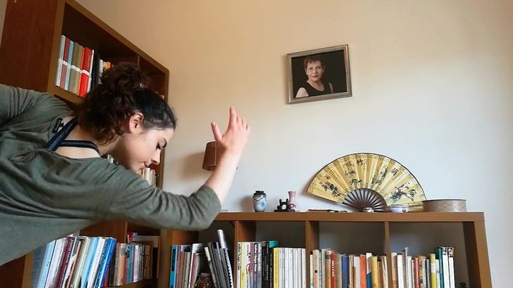 Dança na tela: Criação em confinamento | Ca.DA Escola e Ca.DA