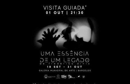 Visita Guiada à exposição 'A Essência ...
