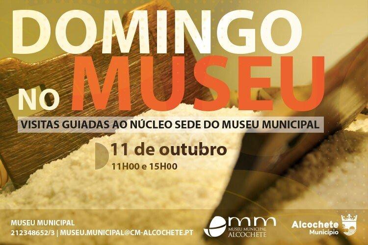 Domingo no Museu