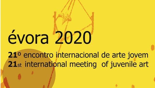 21º Encontro Internacional de Arte Jovem - ÉVORA 2020