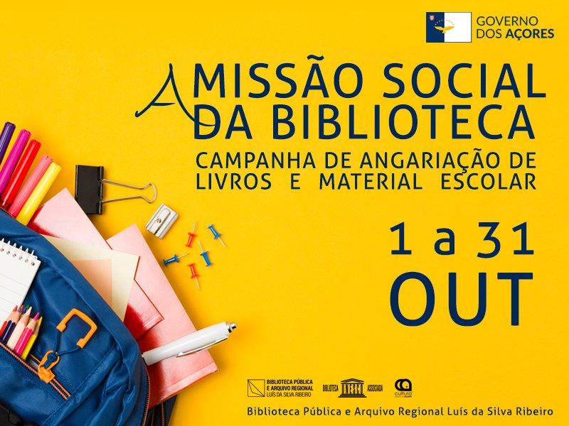 A Missão Social da Biblioteca