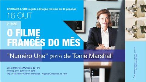 Numéro Une, de Tonie Marshall