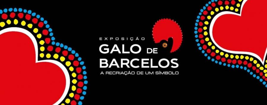 """Exposição """"Galo de Barcelos – a recriação de ..."""