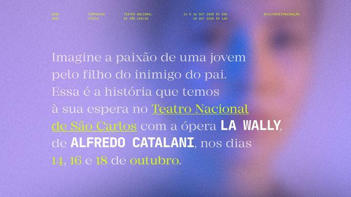 La Wally, de Alfredo Catalani