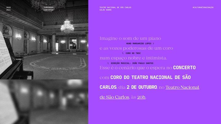 Coro do Teatro Nacional de São Carlos   Salão Nobre 2
