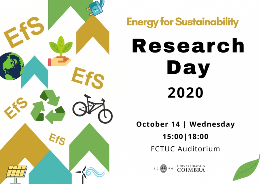 EfS Research Day 2020 | October 14th