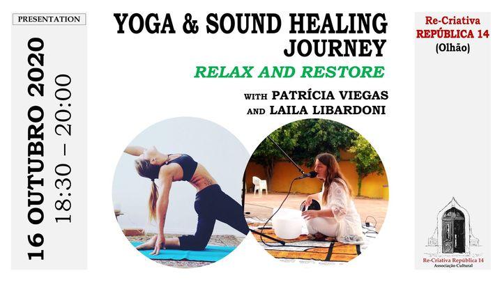 Yoga e Sound Healing Journey