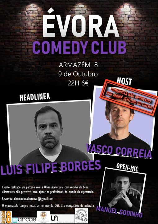 Évora Comedy Club