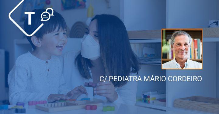 Talk Gratuita: As Crianças em Tempo de Pandemia