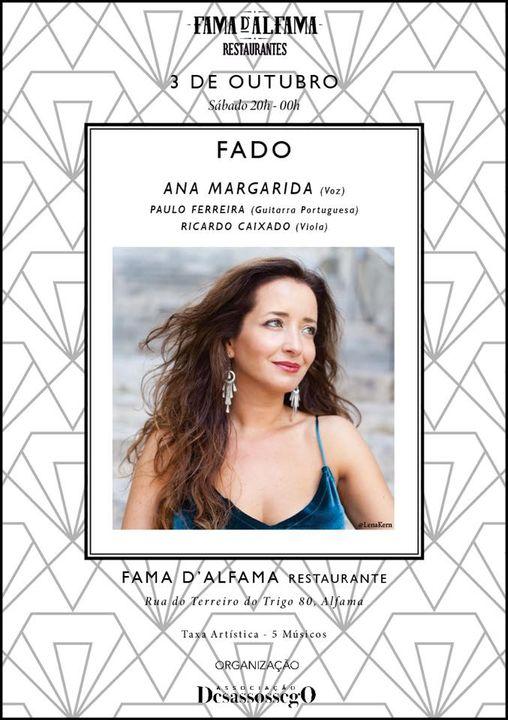 Ana Margarida - Fado